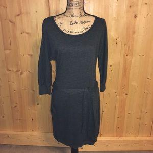 Grey Converse Dress